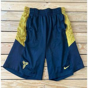 NIKE KOBE Men's Dri Fit Basketball Shorts Medium
